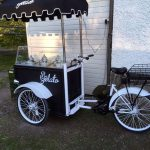 carretto gelati bike