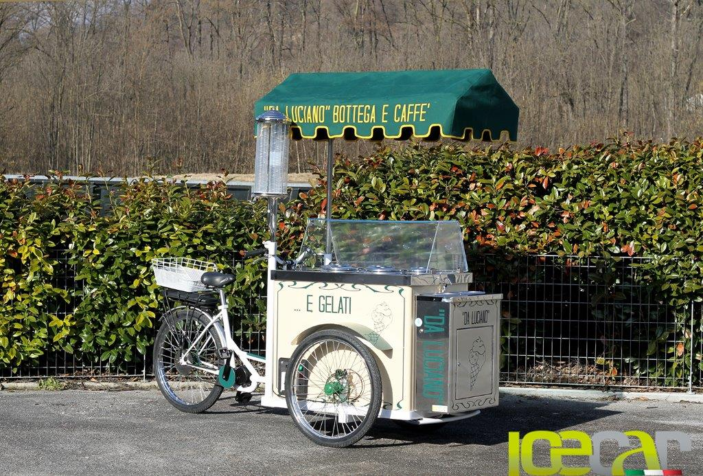Modello Basic Bici Gelateria