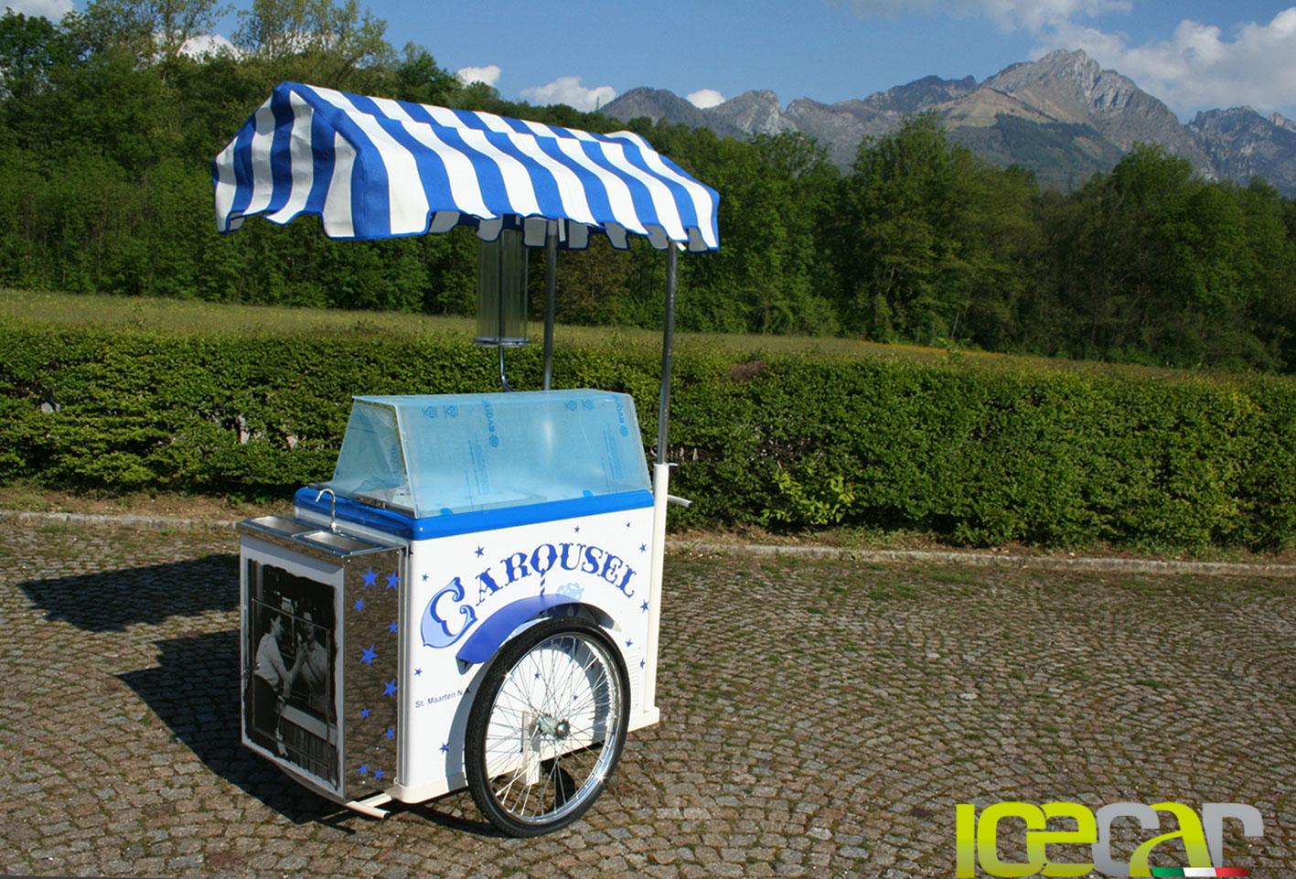 carretto dei gelati economico