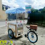 bici gelateria vintage