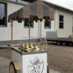 carretto gelati in vendita