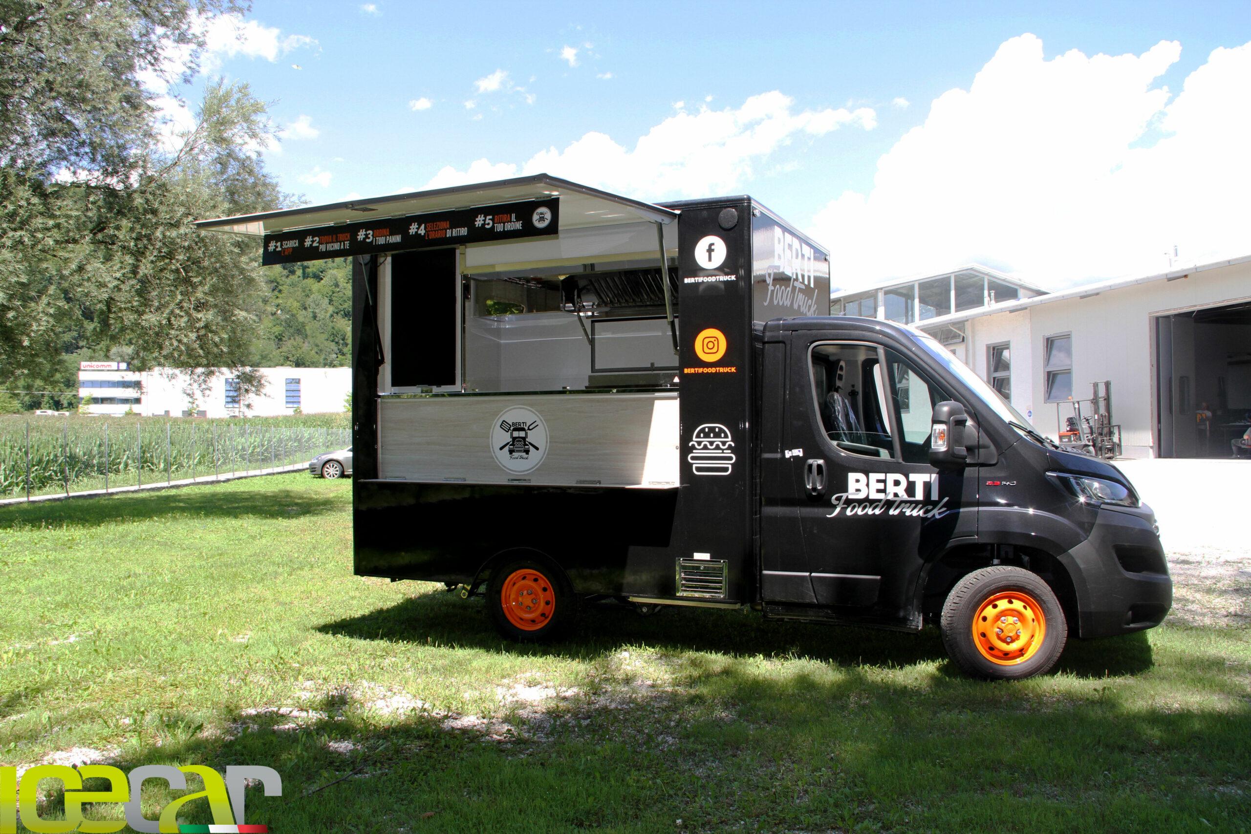 furgone da street food